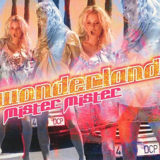Wonderland альбом Mister Mister