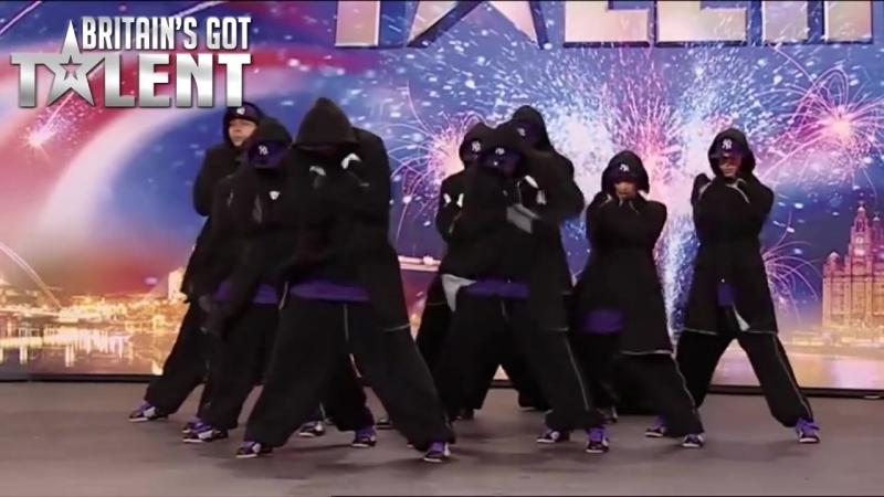 Deep House presents: Best Ever Dance Crews on Got Talent! Got Talent Global