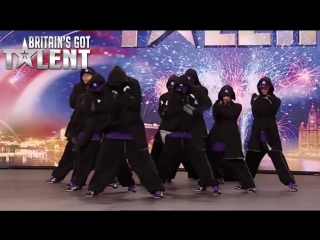 Deep House presents: Best Ever Dance Crews on Got Talent! Got Talent Global HD 720