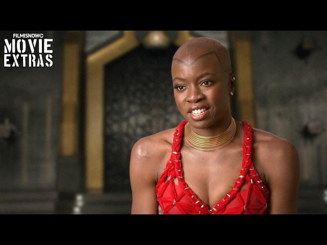 Black Panther | On-set visit with Danai Gurira
