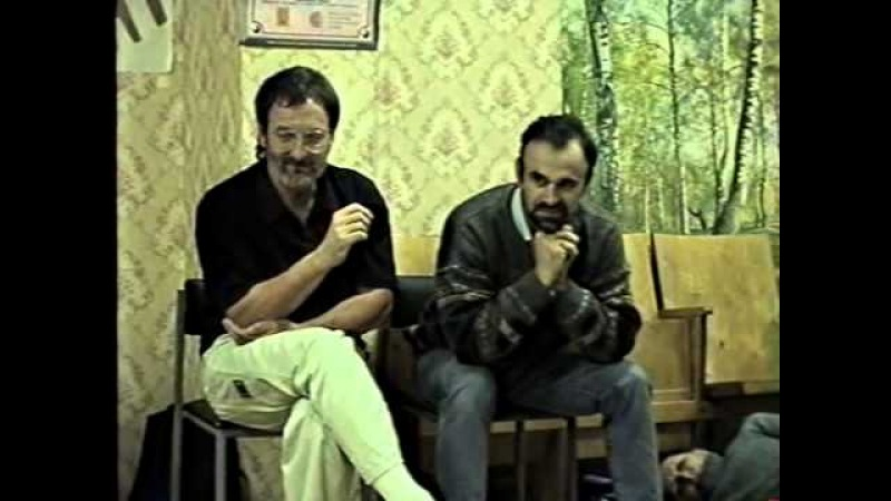 Семинар Мартина Буша (Германия) по методу Фельденкрайза в Киеве, часть 3