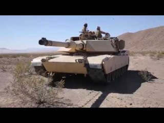 Американский танк M1A2 Abrams ( М1А2 Абрамс )