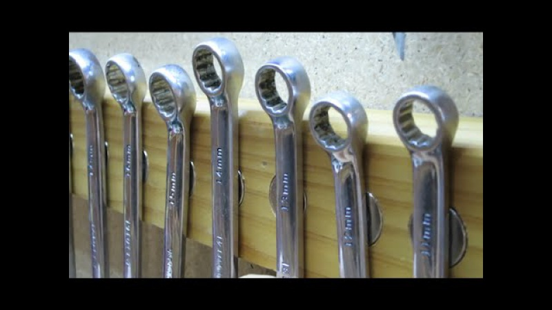 Magnetic Tool Holder Upgrade