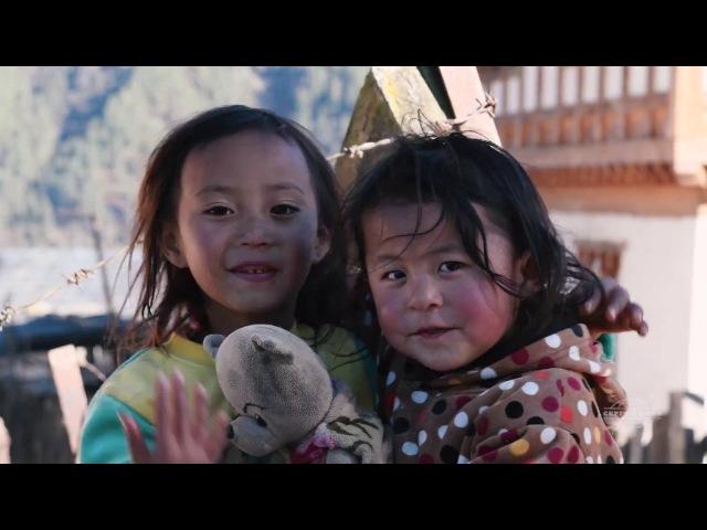 Ужасные дороги Бутана бутанская кухня бутанские дети журавли из Красной книги монастырь и як
