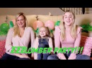 ZOMBIES ZZZlumber Party With My Mom and Sister | Chloe Lukasiak