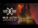 """EREB ALTOR – """"A Fine Day to Die"""" live at KILKIM ŽAIBU 17"""