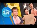 ¡Santi Stieben y la Nueva Temporada de O11CE Disney Planet News 12