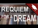 How to play: Requiem for a Dream (Clint Mansell) FULL Piano Tutorial