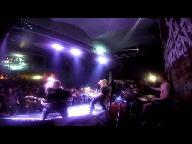 Prostitute Disfigurement - Only Taste for Decay LIVE in Macapa, Brazil