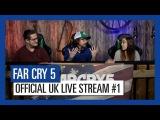 В новом геймплейном видео Far Cry 5 показали рыбалку и приручение медведя