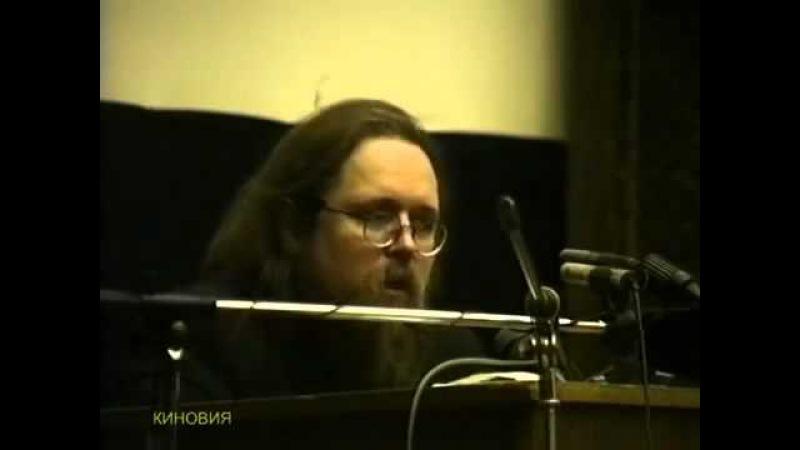 Андрей Кураев-Ислам и Крестовые походы