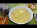 Каша Пшенная на молоке самый легкий и быстрый рецепт с тыквой