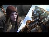 월드 오브 워크래프트: 격전의 아제로스 시네마틱 트레일러