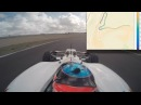GPS Tracking of a 550BHP All Electric Race Car Using MATLAB4MOBILE