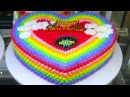 КАК УКРАСИТЬ ТОРТЫ видеоурок 125 Amazing Cakes Decorating Techniques 2017 😘 Most Satisfying Cake Style Video CakeDecorating 68