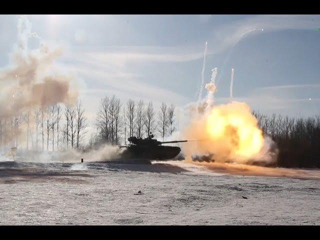 Боевая техника покинула Ивангород, оставив чувство уверенности и гордости россиянам