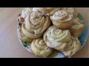 Пирожные улитки