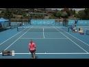 Khromacheva Irina v Kostyuk Marta - 2018 ITF Burnie