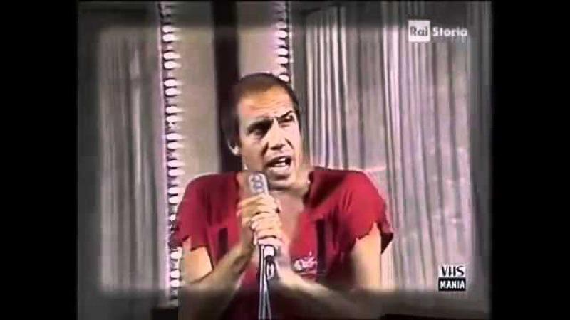 Adriano Celentano - Amore No ( Video Long Version)