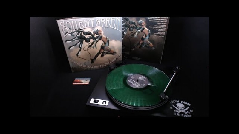 Soilent Green Inevitable Collapse In the Presence Of Conviction LP Stream