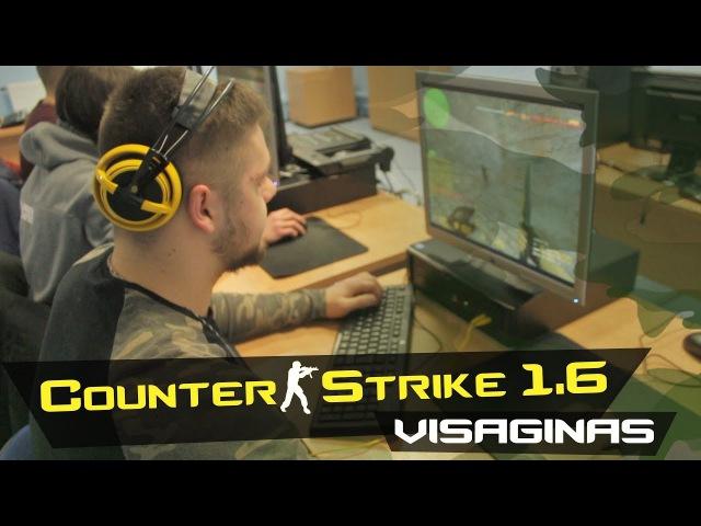 Counter Strike 1 6 Возвращение легенды в Висагинас