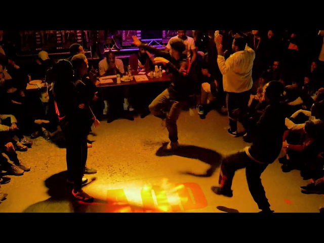 ZYKO KOSNI MOSEY Sarcellite VS EAGLE RUDE ICE Genesis Demi Finale HipHop AOD 11