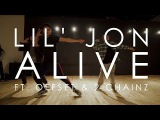 Lil' Jon Ft. Offset &amp 2 Chainz - Alive @mikeperezmedia Choreography