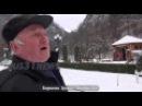 Местный гид о Боржоми Зимой