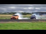 Kevin Brunberg  Volvo 745 b230 500whp  Drifting and Tandems