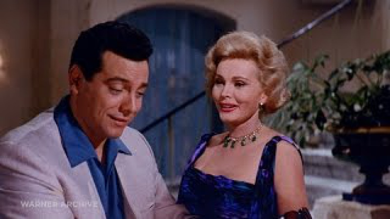 For The First Time (1959) – Zsa Zsa Gabor's Best One Liners