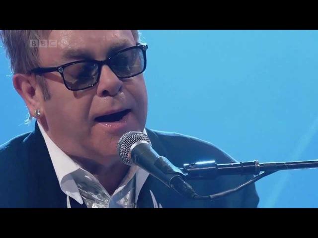 Elton John - 3) Someone saved my life tonight