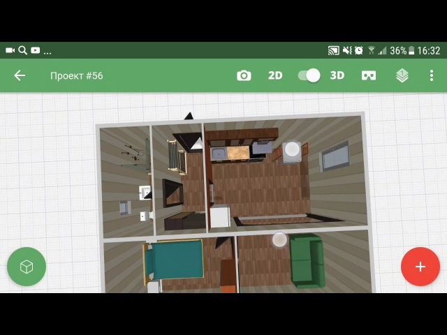 Дом за 100т.руб. план, расчеты материалы описание, 3d визуализация. Как построить дом своими руками.