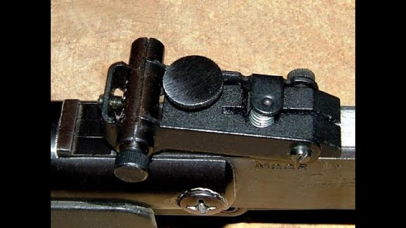 Замена Пластмассового целика Хатсан на железный от Мр 512