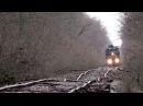 ►Кривые Рельсы и опасные ЖЕЛЕЗНЫЕ ДОРОГИ Dangerous railways with curves of the rails