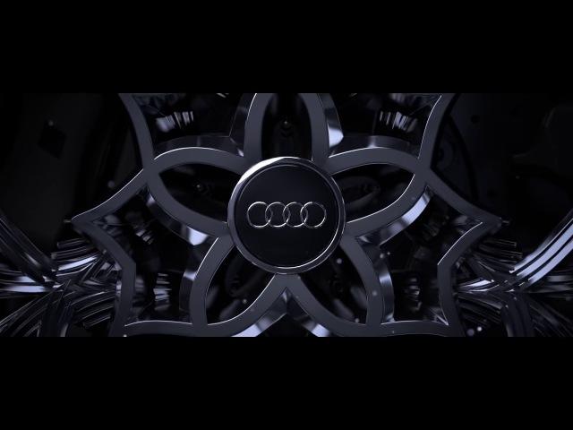 Final Fantasy XV - Audi R8 Star of Lucis Trailer