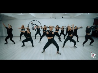 DANCEHALL by Yulya VOLKOVA | International Dance Center