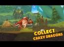 Обновление Hungry Dragon Геймплей Трейлер