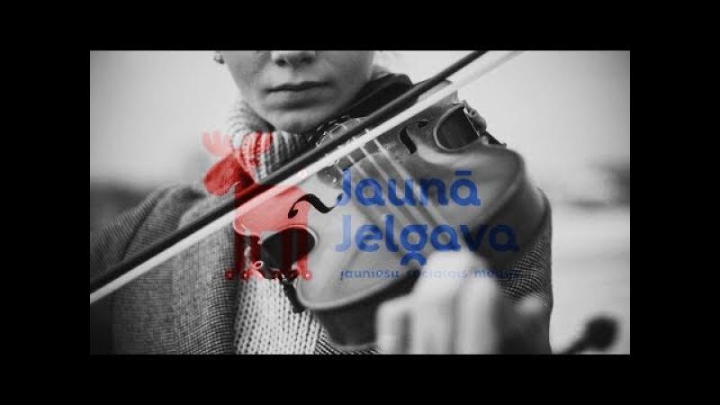 Jaunā Jelgava: makslaizietielas