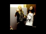 Dragonforce - The Sun is Dead and Black Winter Night - Piano Version by Fred and Marc