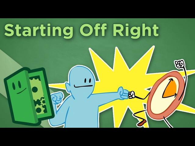 Starting Off Right - How the First Five Minutes Draw Players In - Extra Credits » Freewka.com - Смотреть онлайн в хорощем качестве