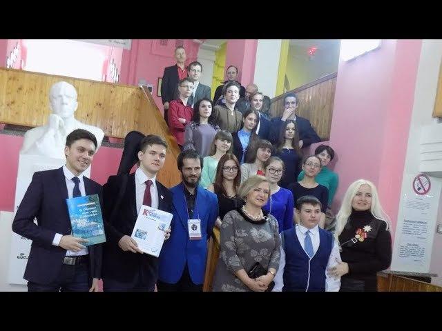 Молодежная секция в день Курского литератора (15.01.2018)
