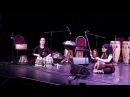 Asheville Percussion Festival 2017 Jin Won and Naghmeh Farahmand Duet