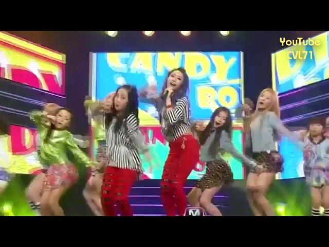 Кореянки перепели Украинскую народную песню Зачетный монтаж