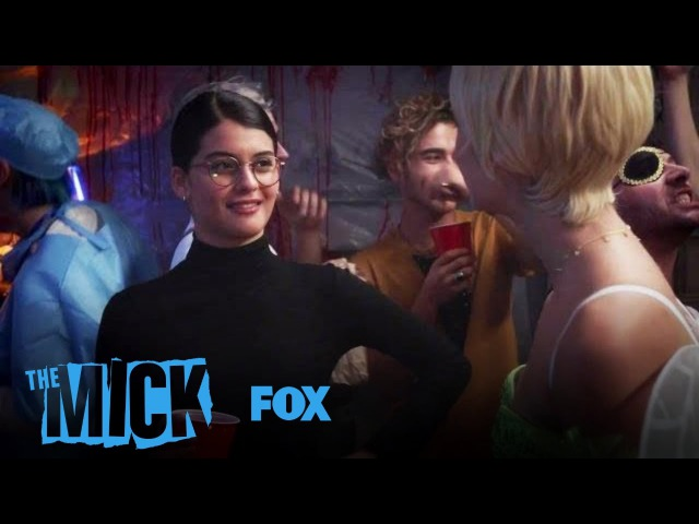 Sabrina Talks With Tinkerbell And Critiques Her Character | Season 2 Ep. 4 | THE MICK
