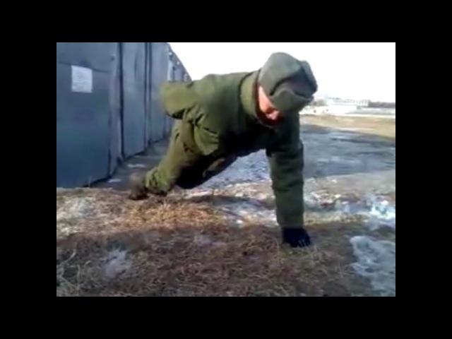 Russian Push Ups Meme