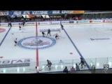Моменты из матчей КХЛ сезона 16/17 • Гол. 1:0. Ганзл Робин (Нефтехимик) в пустые ворота 26.08
