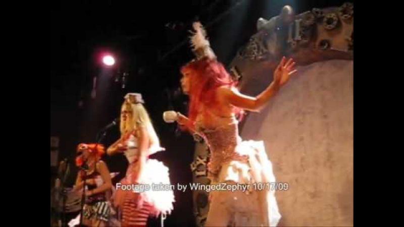 Emilie Autumn - Misery Loves Company (live)