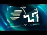 EPG vs TJ  Неделя 2, День 2