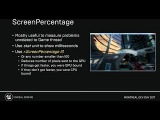 UE4 Performance and Profiling  Unreal Dev Day Montreal 2017