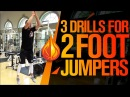 3 Drills To Jump Higher Off Of 2 FEET with Coach Alan